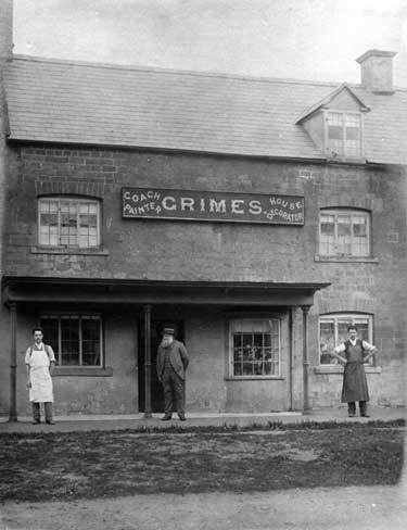 Grimes, Moreton in Marsh 1896